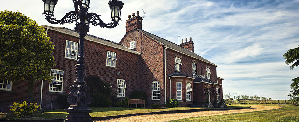 country house wedding venue in nottingham