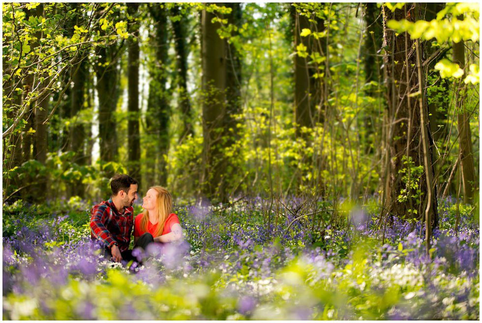 Nottingham Engagement Photography with Stuart & Anna