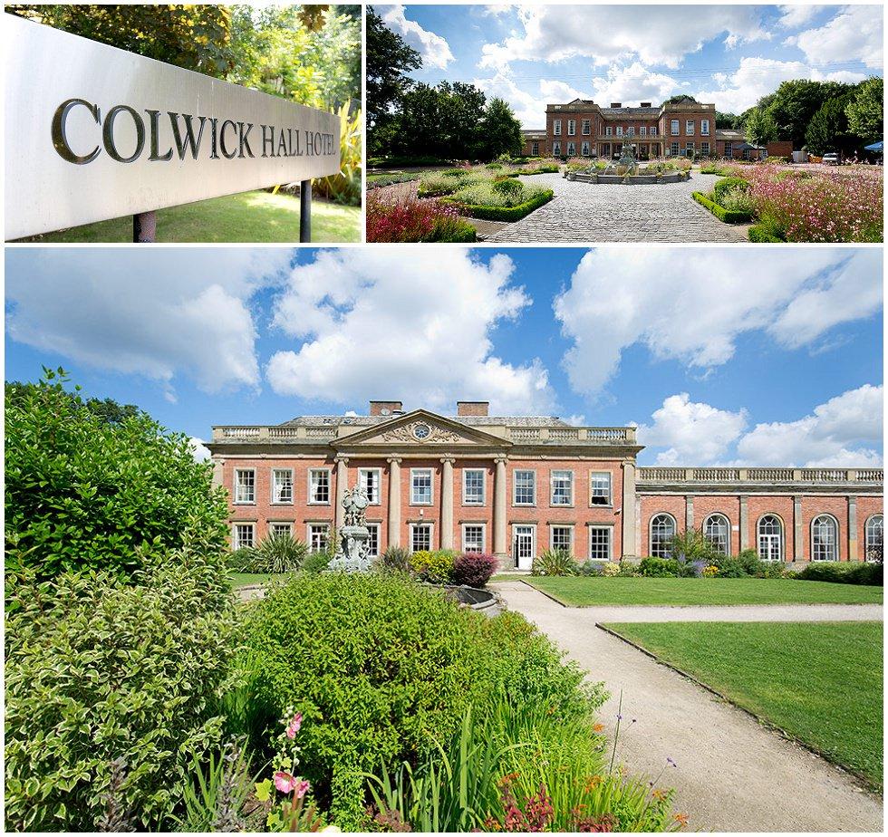 Colwick Hall Wedding 01
