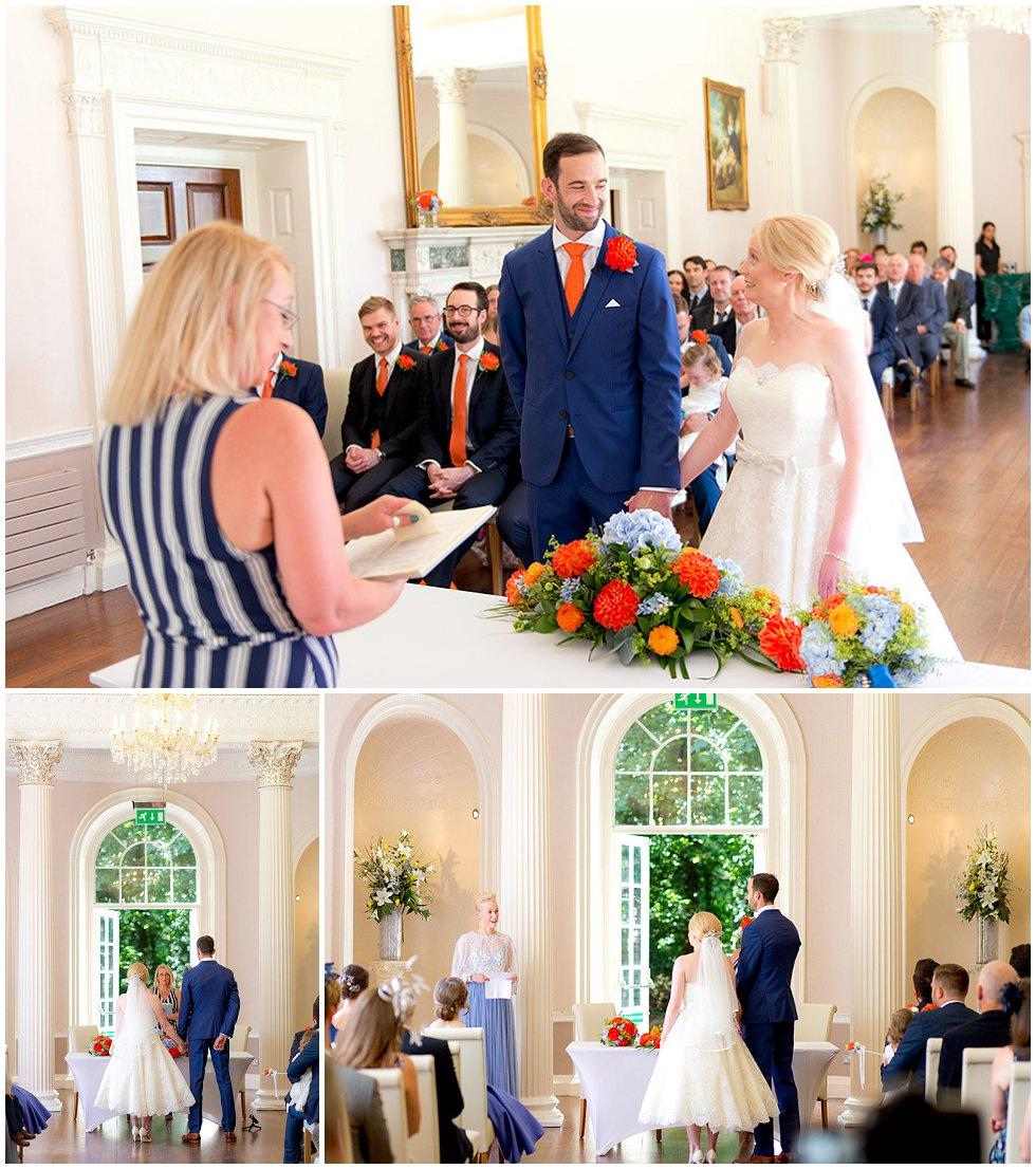 Colwick Hall Wedding 12