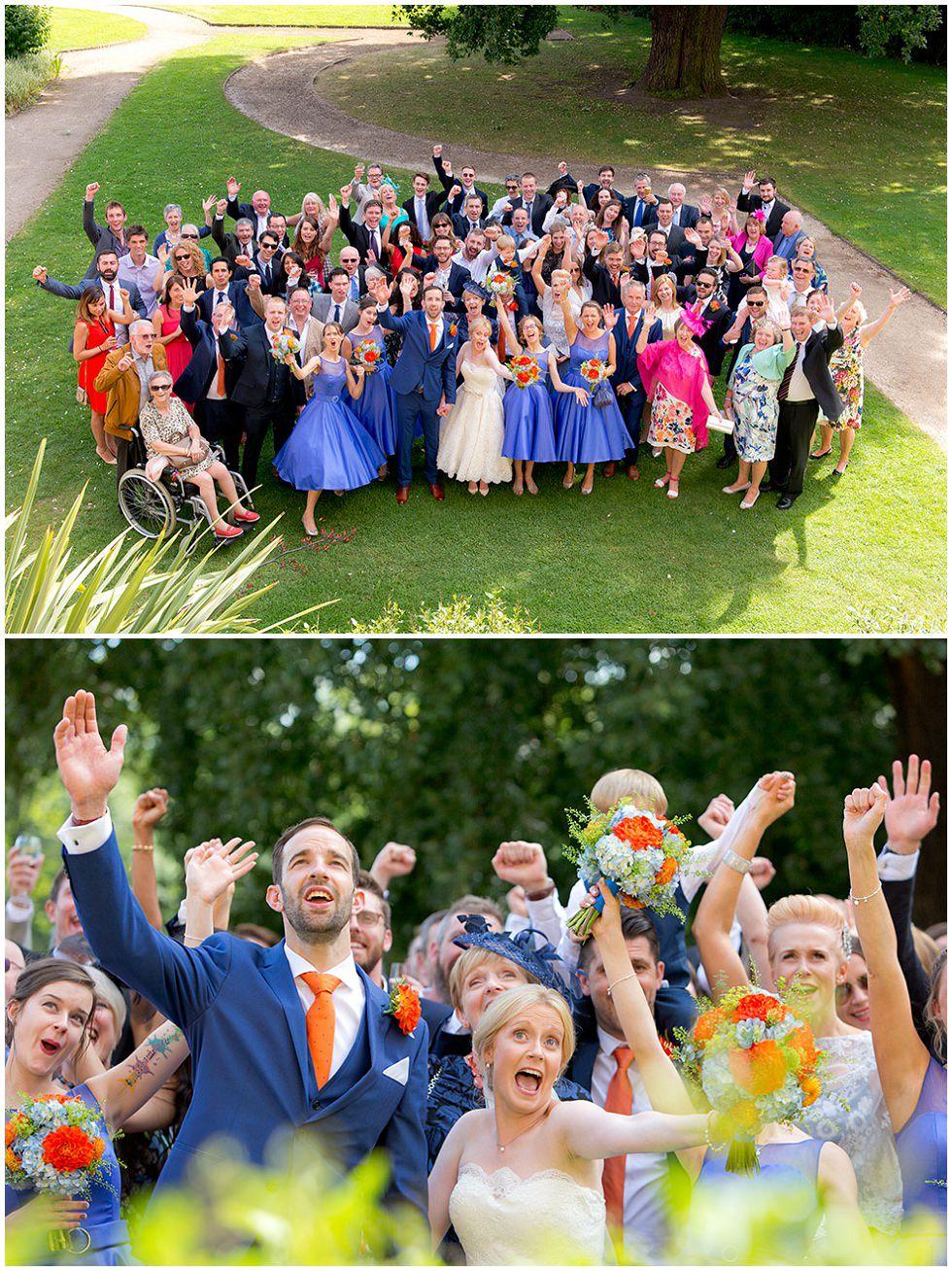 Colwick Hall Wedding 16