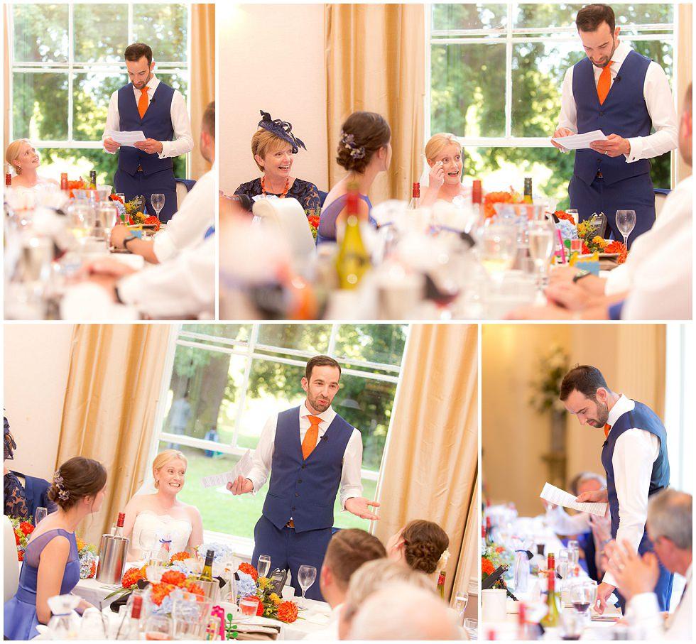 Colwick Hall Wedding 22