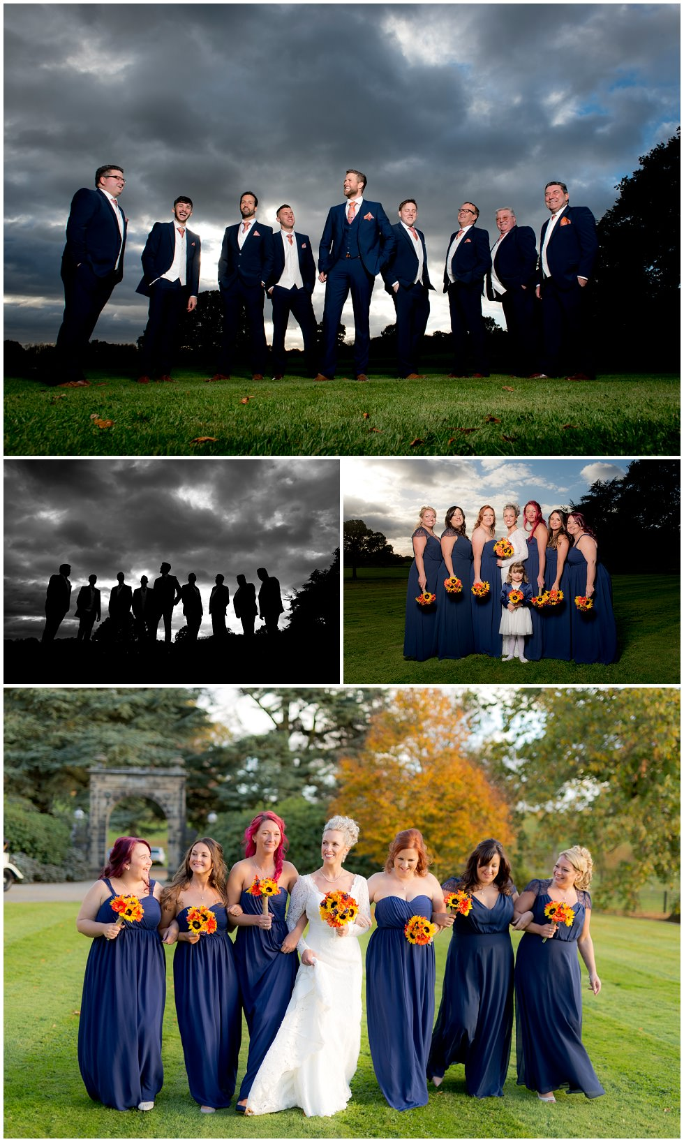 Wedding at Locko Park Derbyshire 10