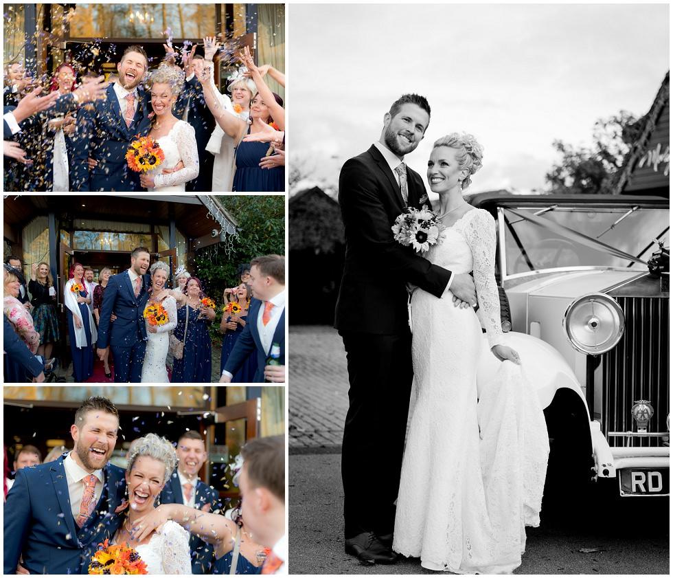 Wedding at Locko Park Derbyshire 12