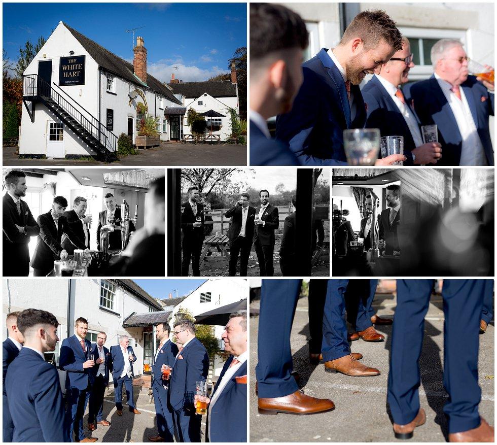 Wedding at Locko Park Derbyshire 2
