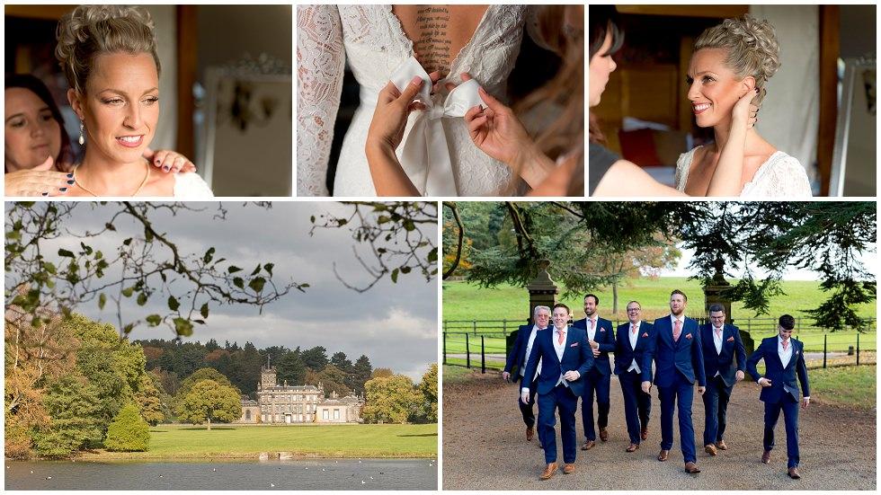 Wedding at Locko Park Derbyshire 3