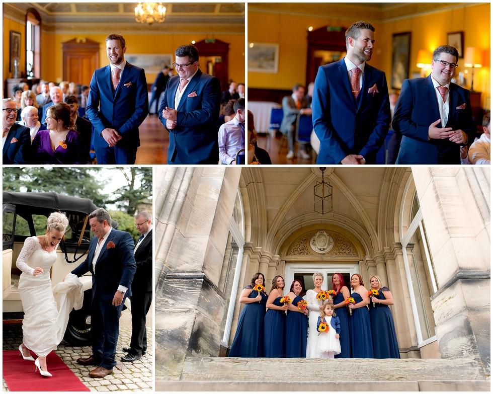 Wedding at Locko Park Derbyshire 4