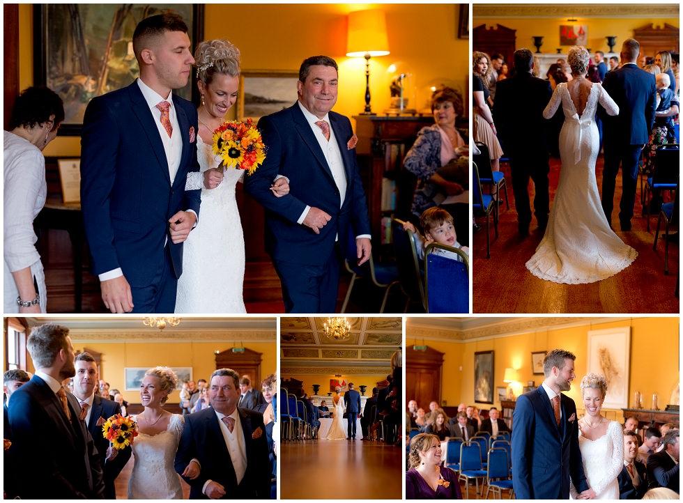 Wedding at Locko Park Derbyshire 5