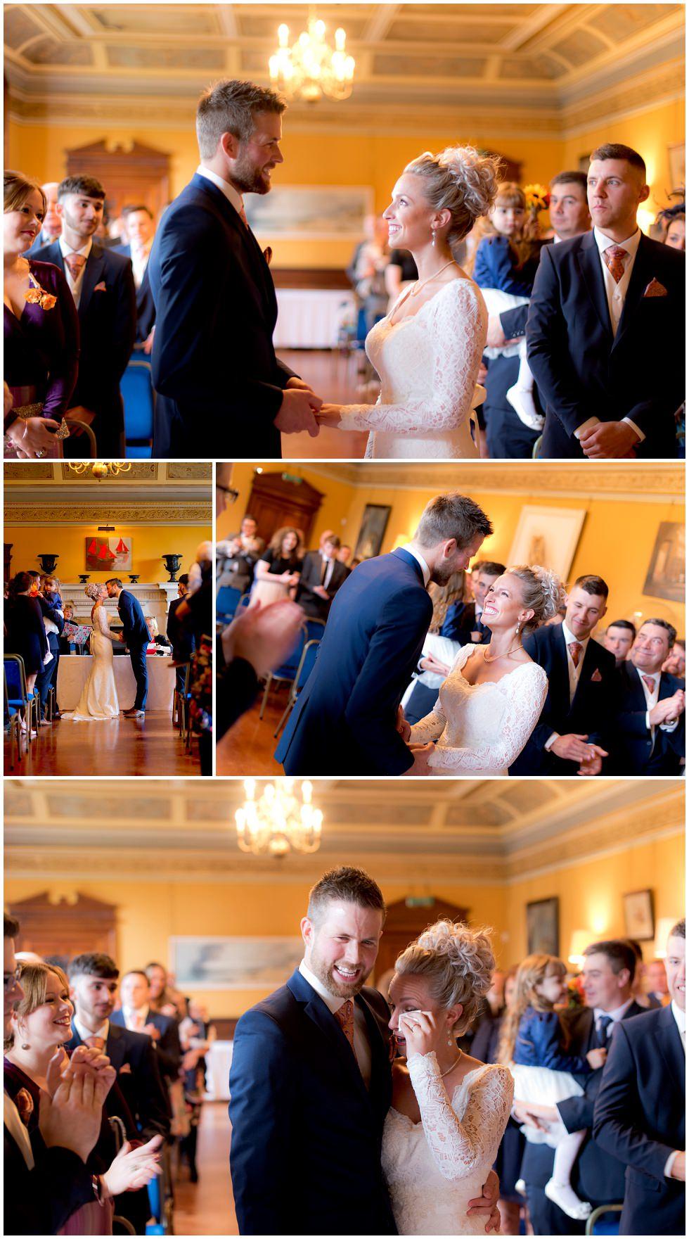 Wedding at Locko Park Derbyshire 6