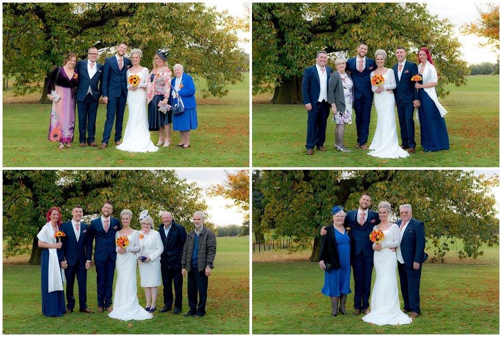 Wedding at Locko Park Derbyshire 9