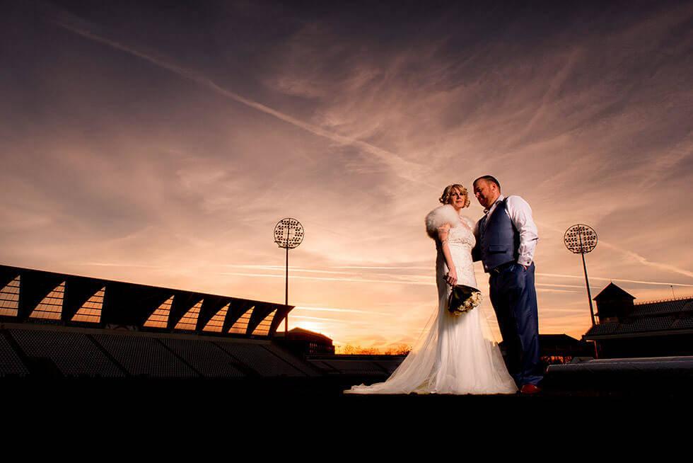Trent Bridge Cricket Wedding With Neil & Victoria