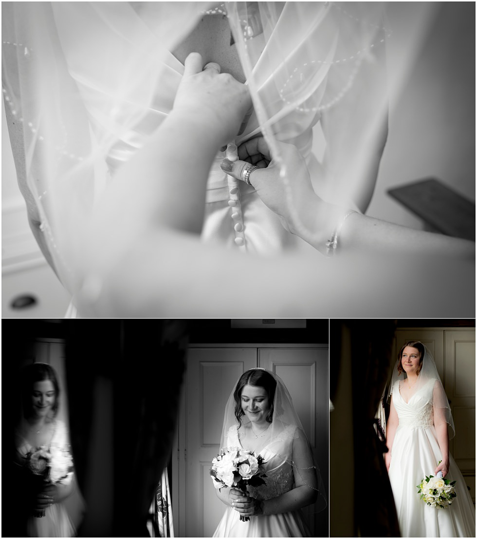 Nottinghamshire Golf Club Wedding 001