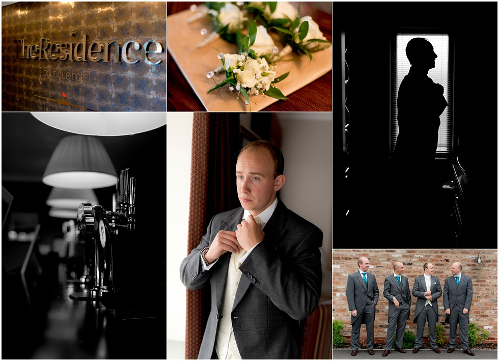 Nottinghamshire Golf Club Wedding 002