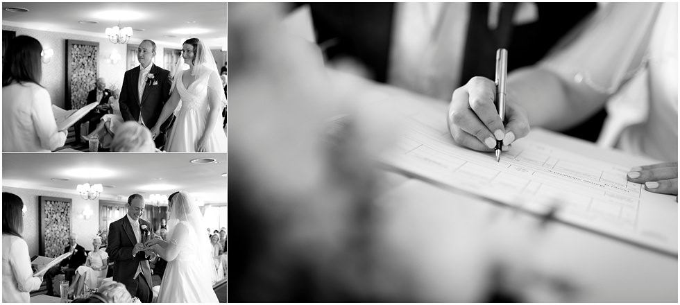 Nottinghamshire Golf Club Wedding 004