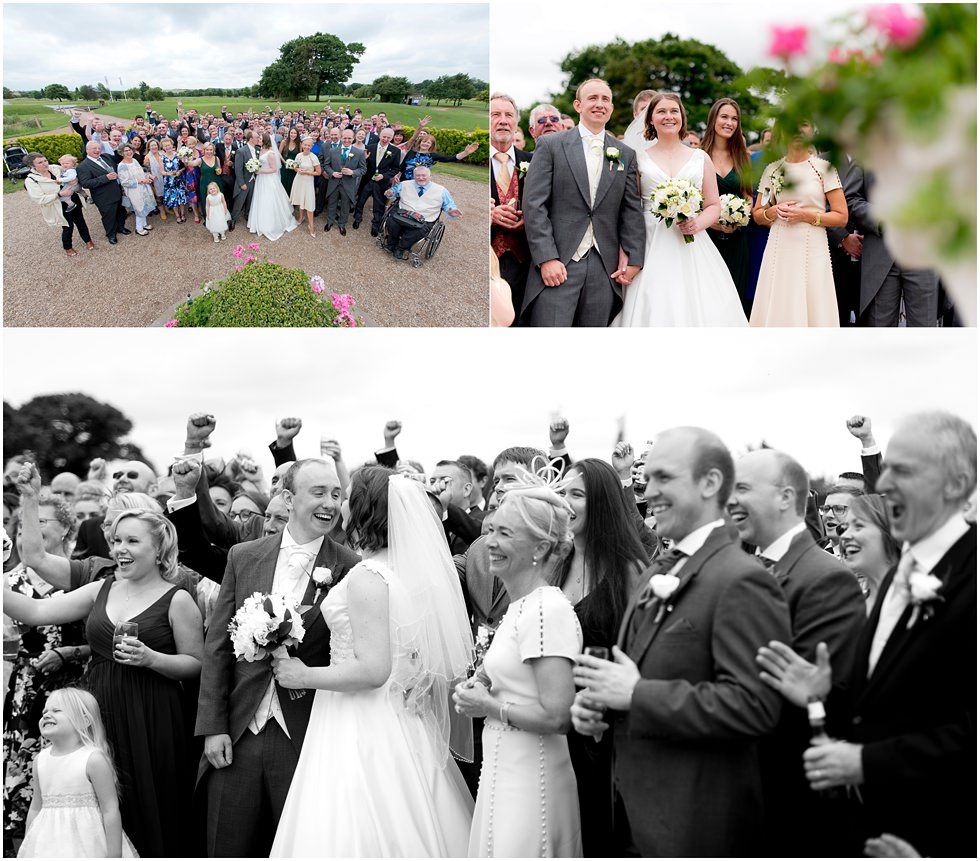 Nottinghamshire Golf Club Wedding 005