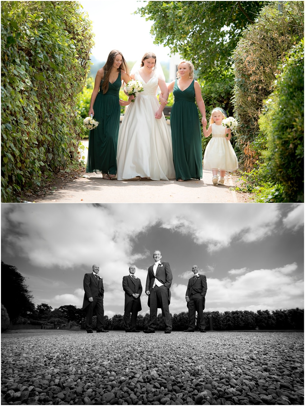 Nottinghamshire Golf Club Wedding 006