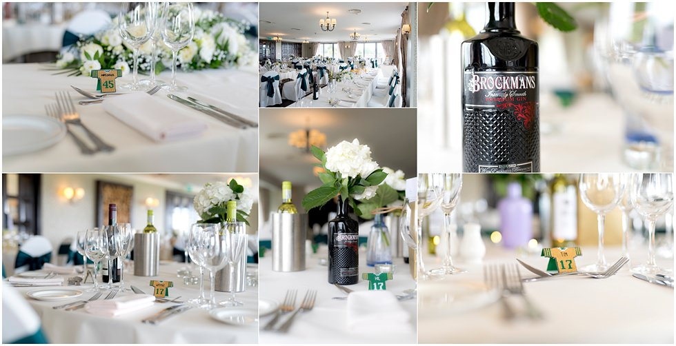 Nottinghamshire Golf Club Wedding 007