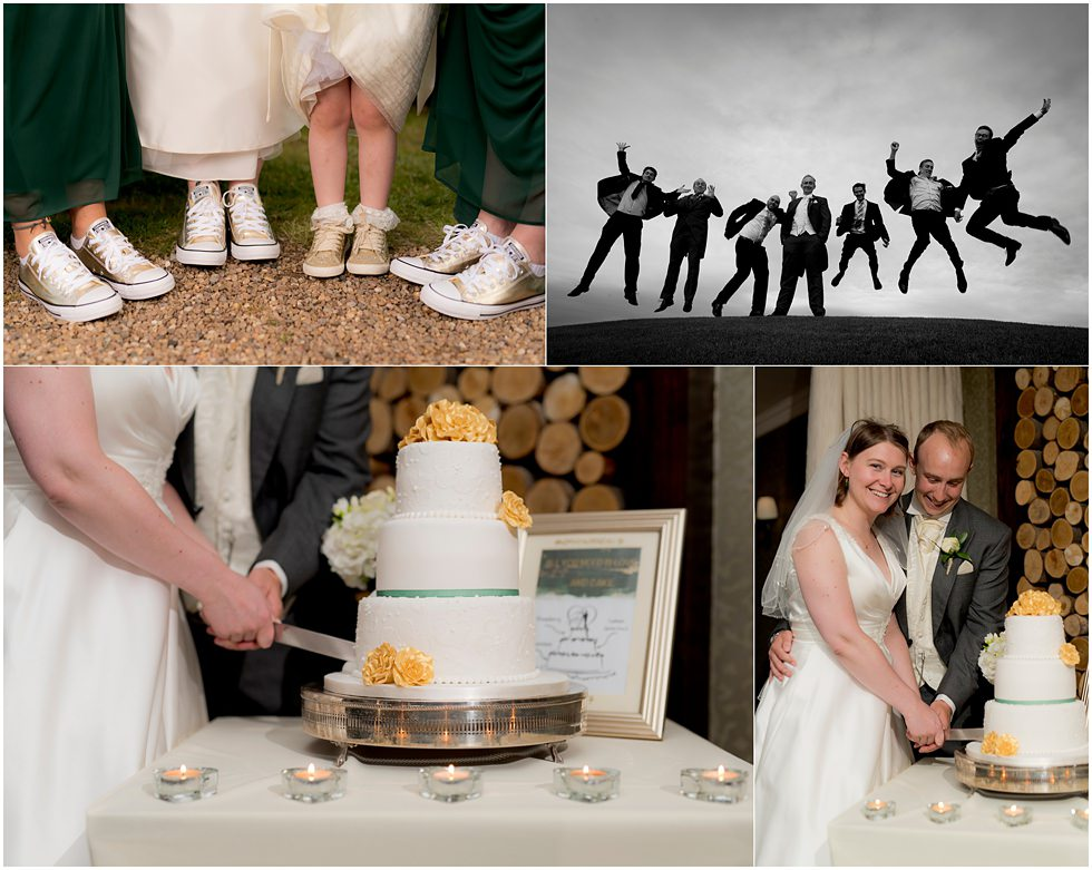Nottinghamshire Golf Club Wedding 010