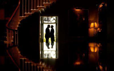 Dan & Gary's Theatre Themed Norwood Park Wedding