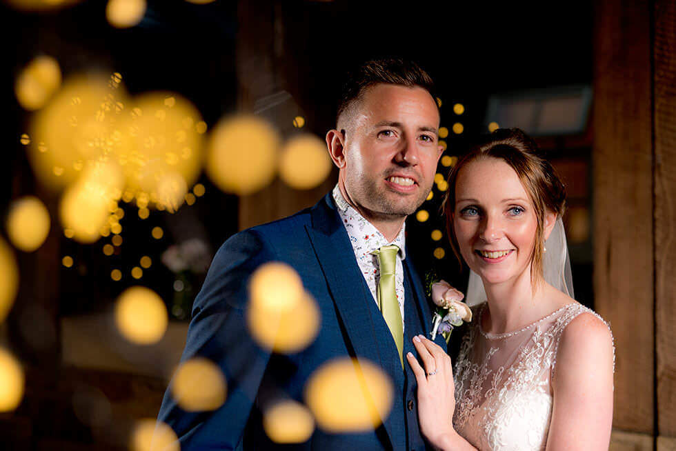 Beth & Matt's Peak Edge Hotel Wedding, Chesterfield.