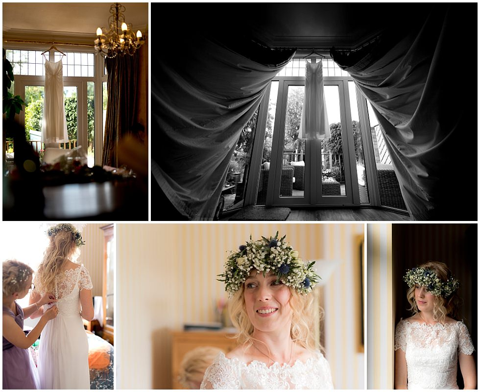 Bridgford Hall Wedding Nottingham 002