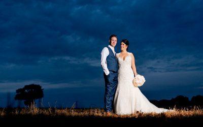 Kim & Jamie's Wedding at Swancar Farm