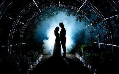 Helen & Nick's Hip Hop themed Walled Garden Wedding