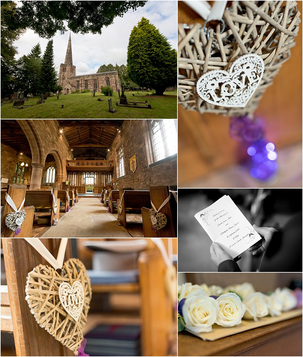 Breadsall Priory Wedding 07
