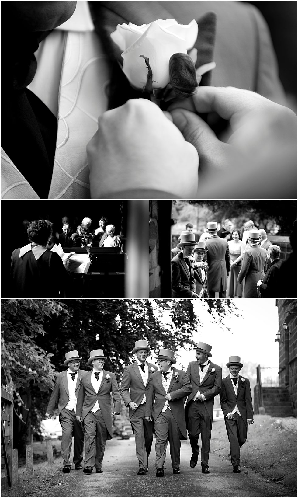 Breadsall Priory Wedding 08