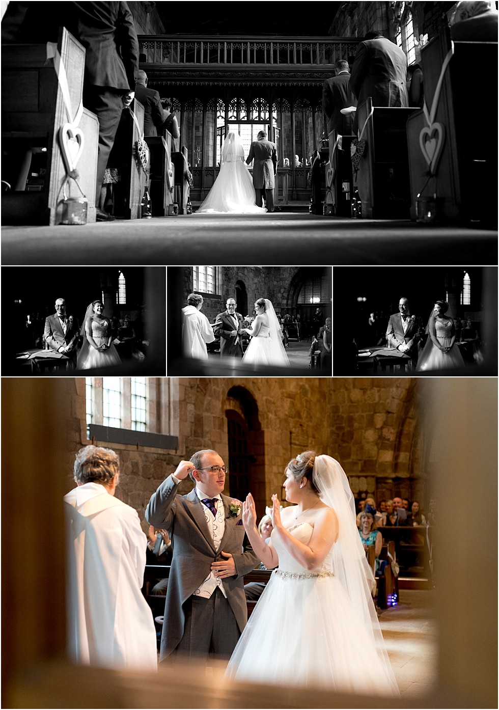 Breadsall Priory Wedding 11