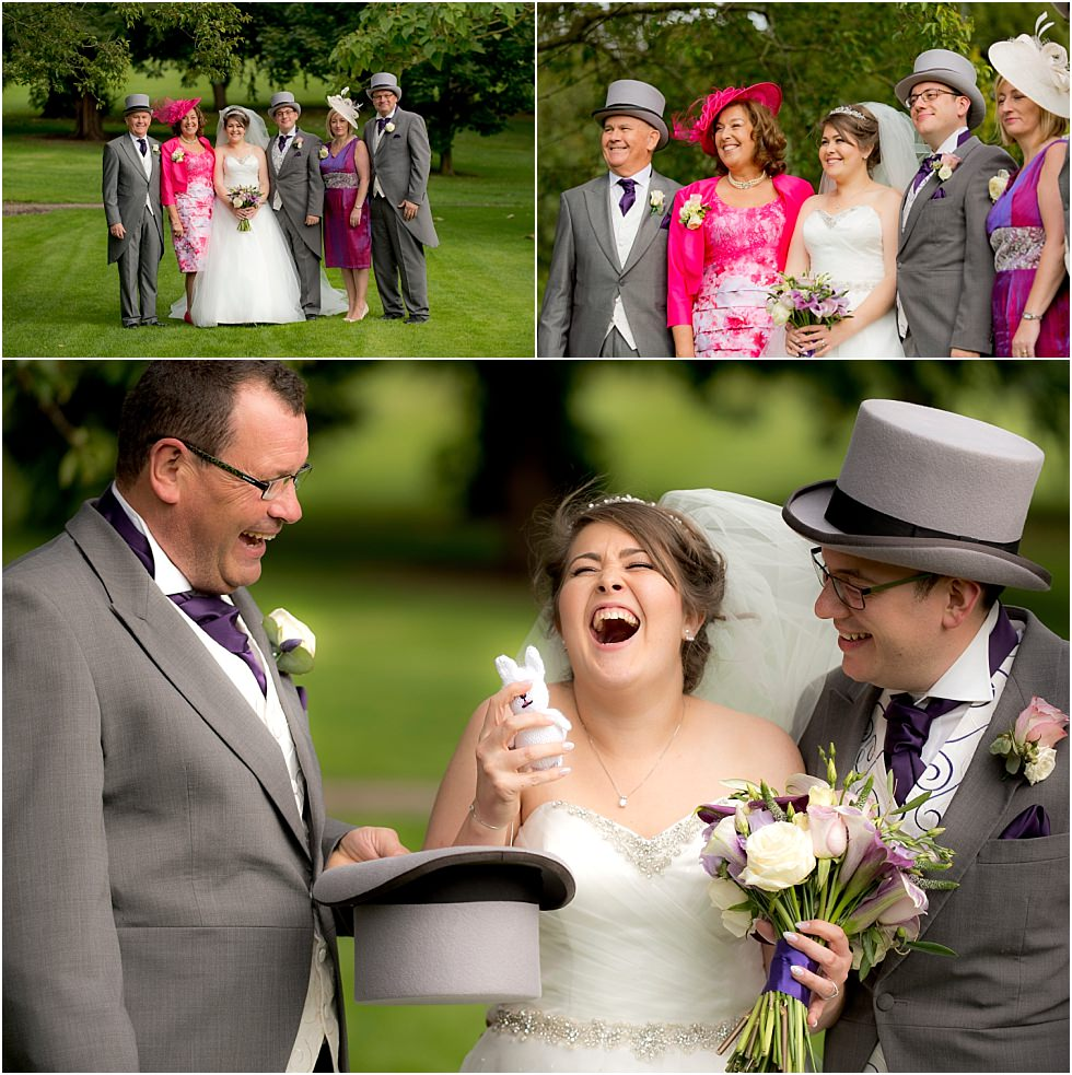 Breadsall Priory Wedding 16