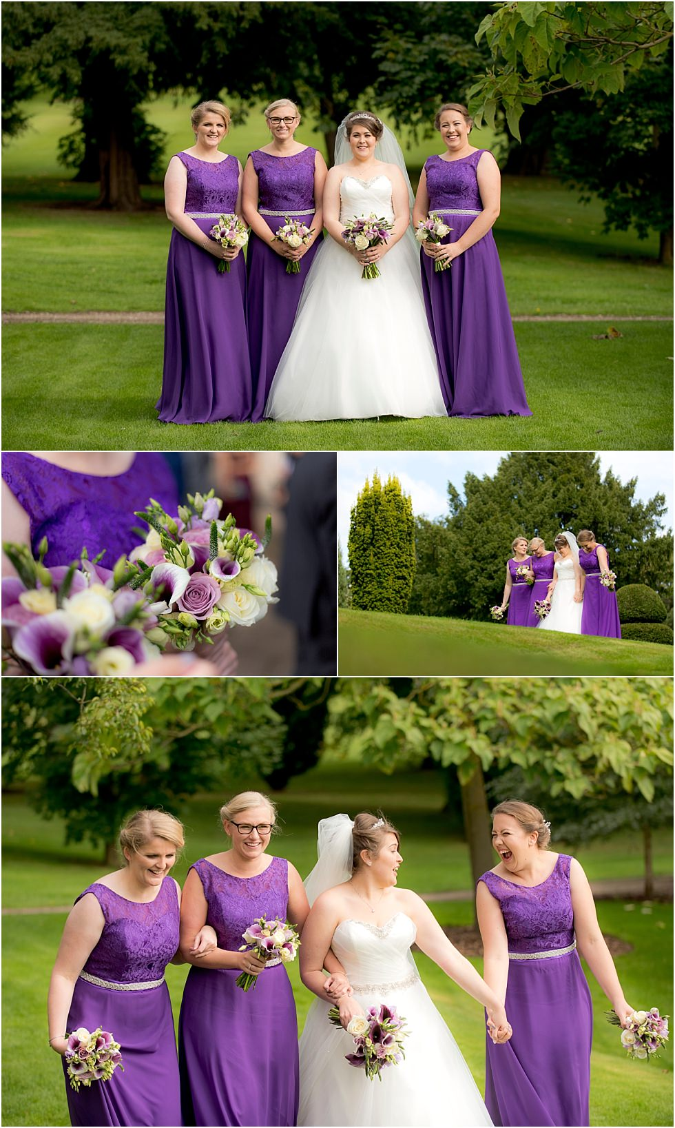 Breadsall Priory Wedding 17