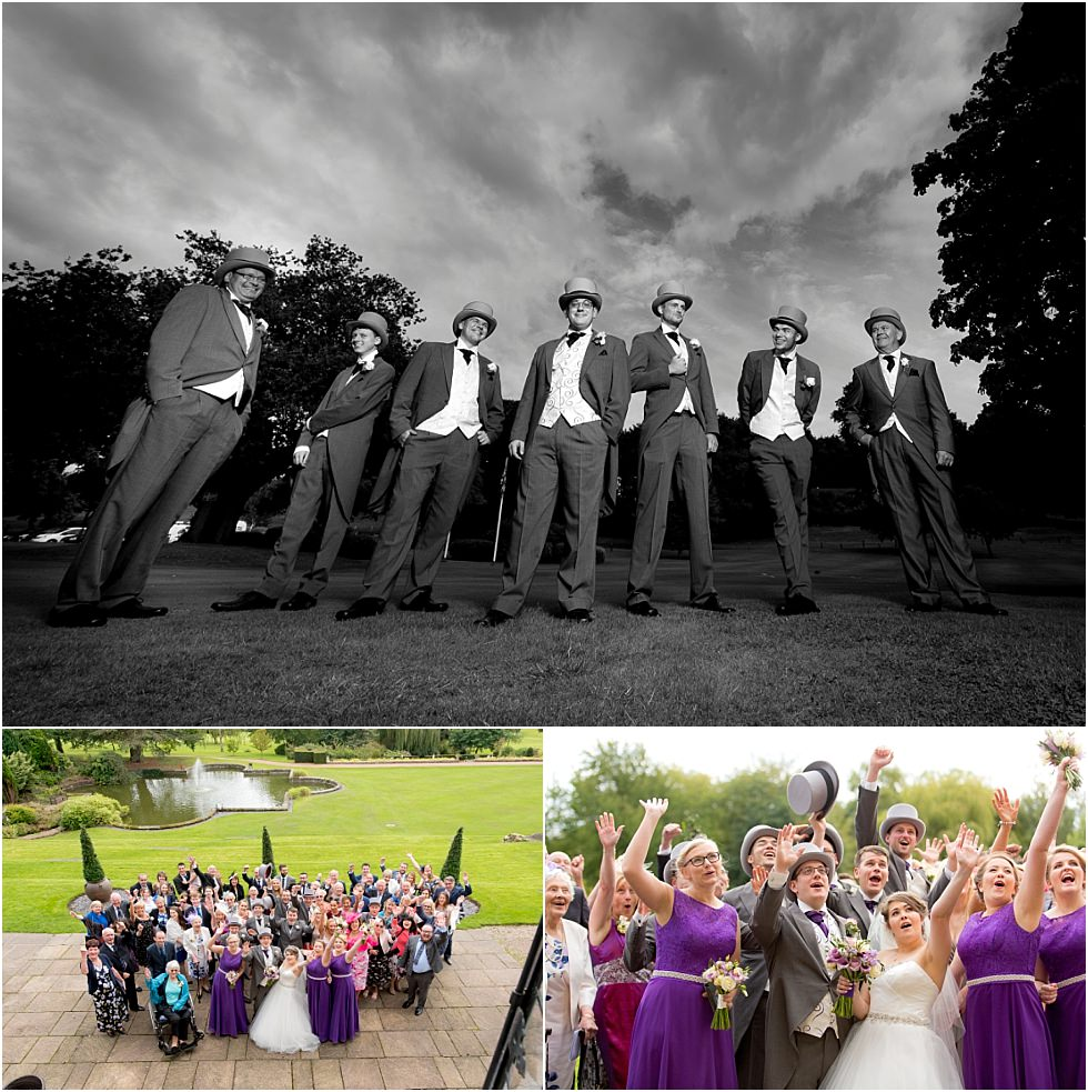 Breadsall Priory Wedding 18