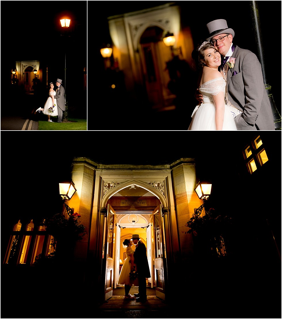 Breadsall Priory Wedding 29