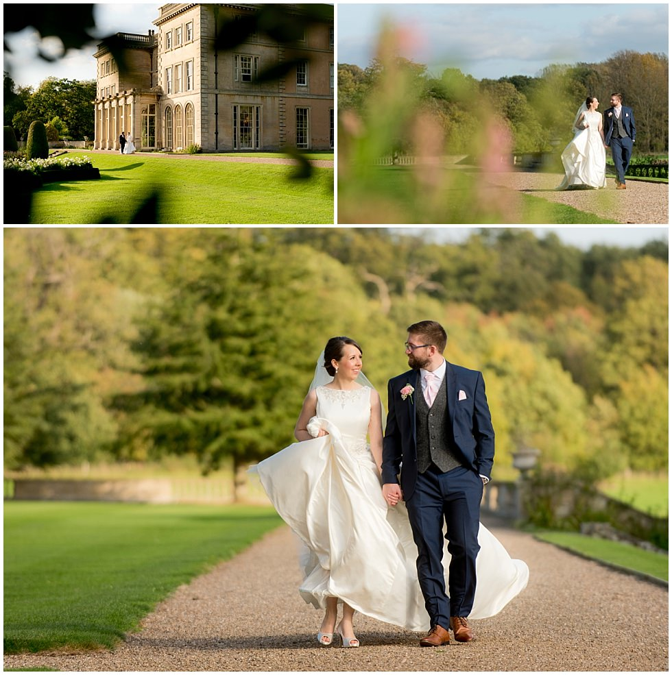 Stunning Prestwold Hall Wedding Photography