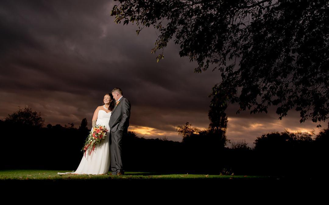 Kate & Steve's Horsley Lodge Wedding