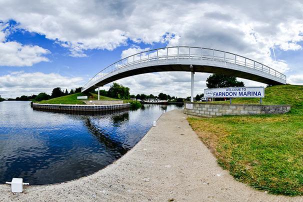 Google Virtual Tours Nottingham Farndon Marina
