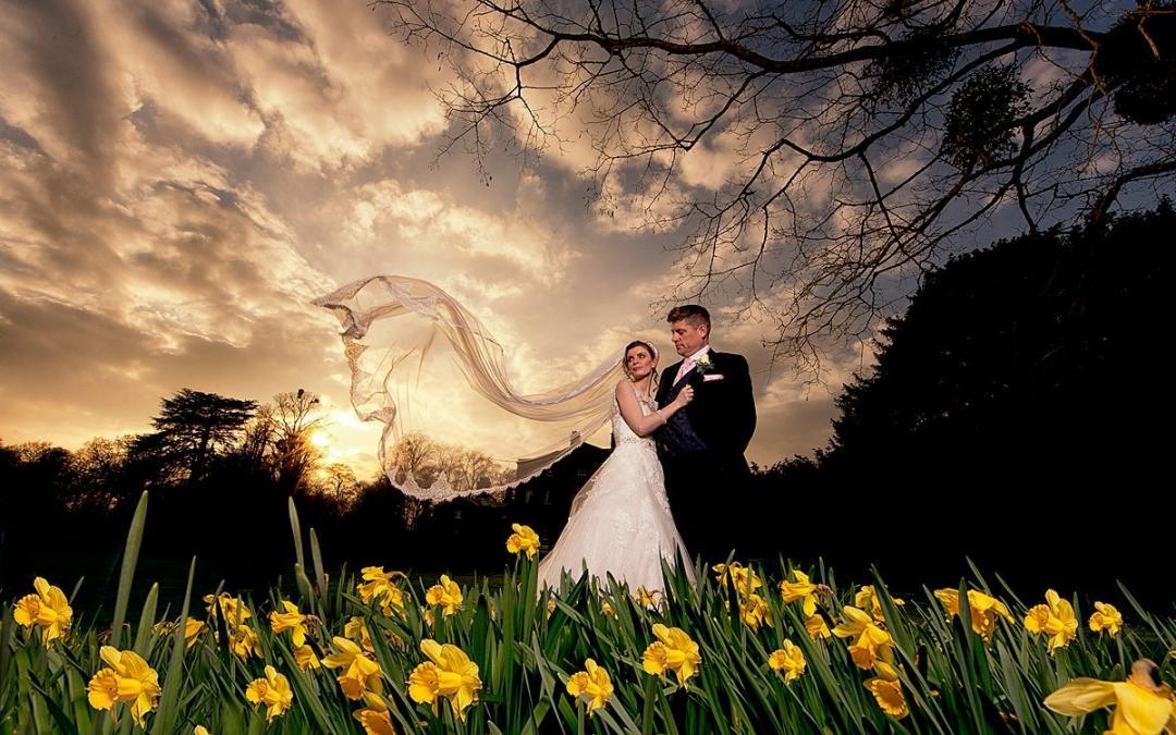 A Spring Wedding at Norwood Park with Laura & Adam