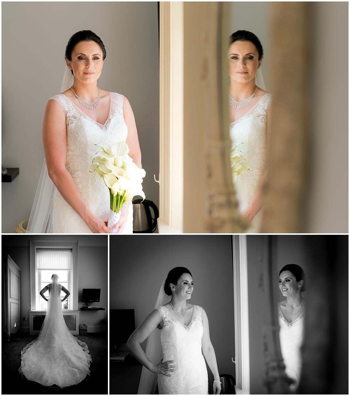 Shottle Hall Bridal portraits