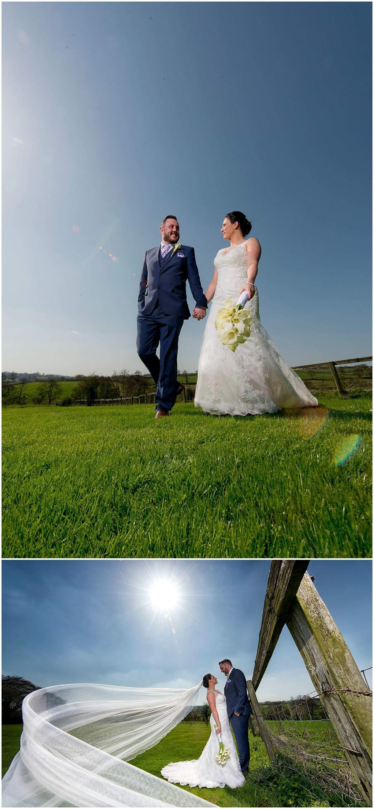Epic Shottle Hall Wedding Photography