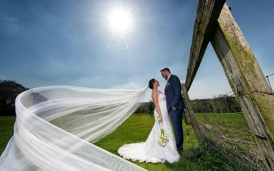 Shottle Hall Wedding Photography with Scott & Leigh