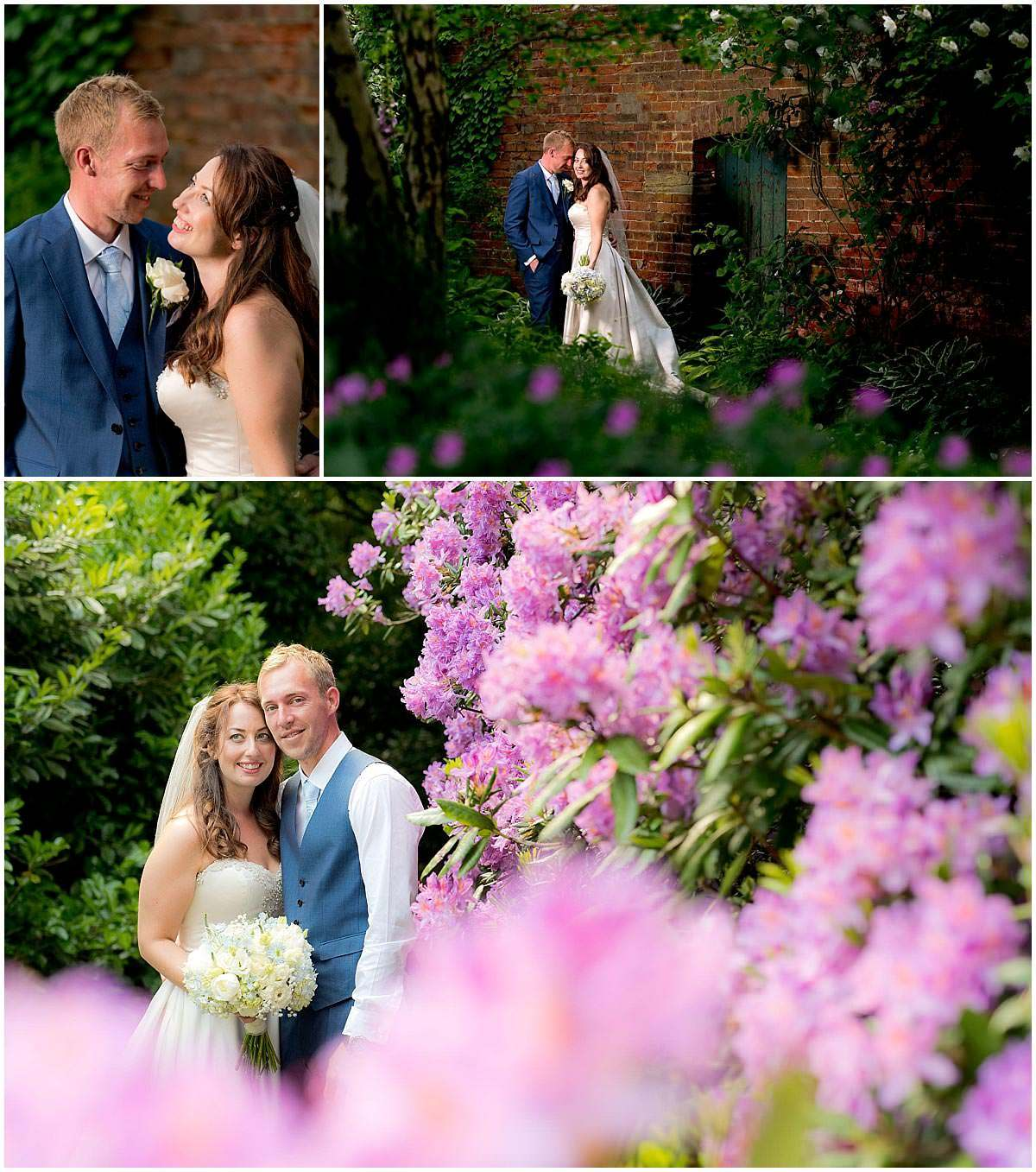 Outdoor Walled Garden Portraits