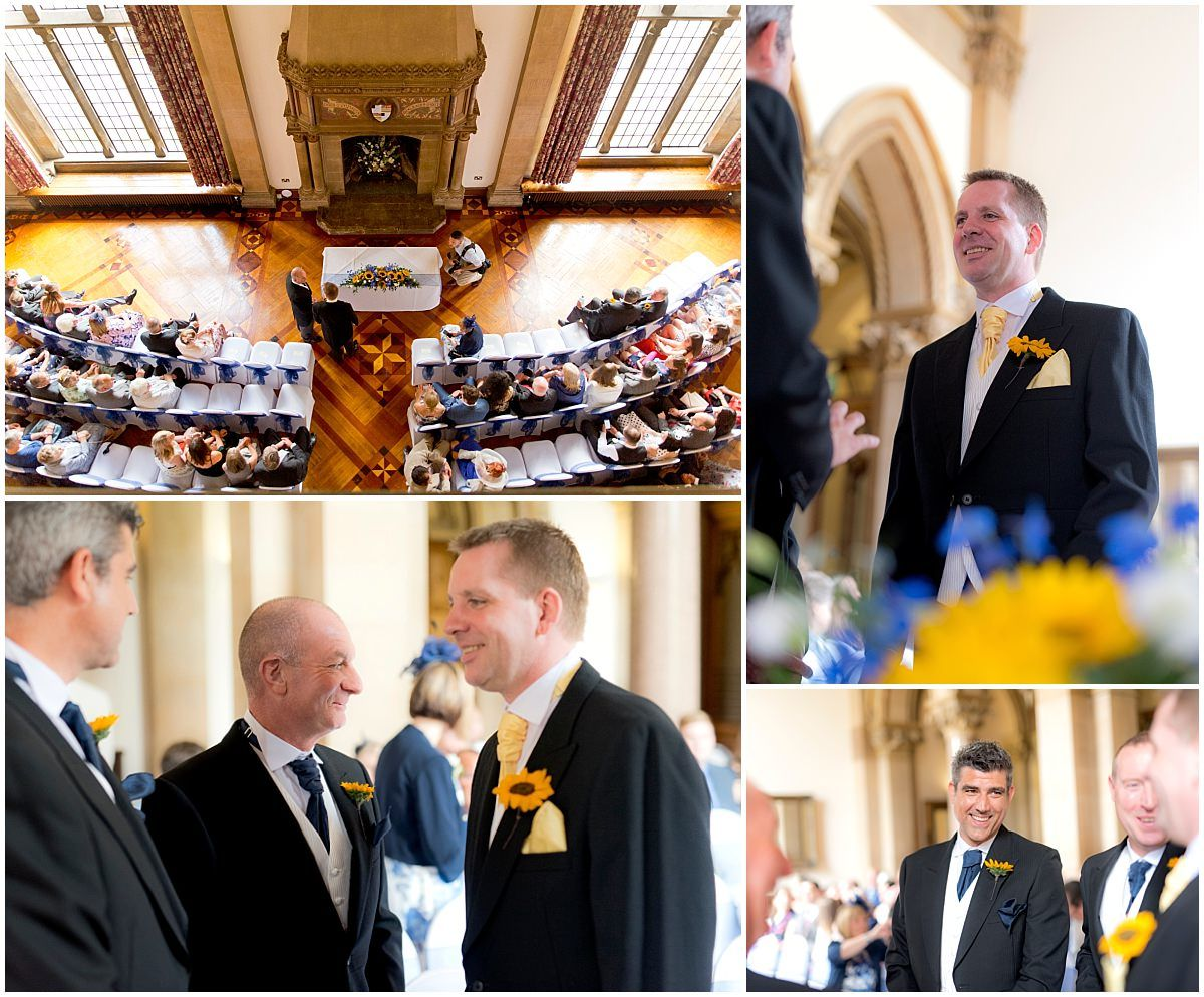 Kelham Hall Wedding Ceremony