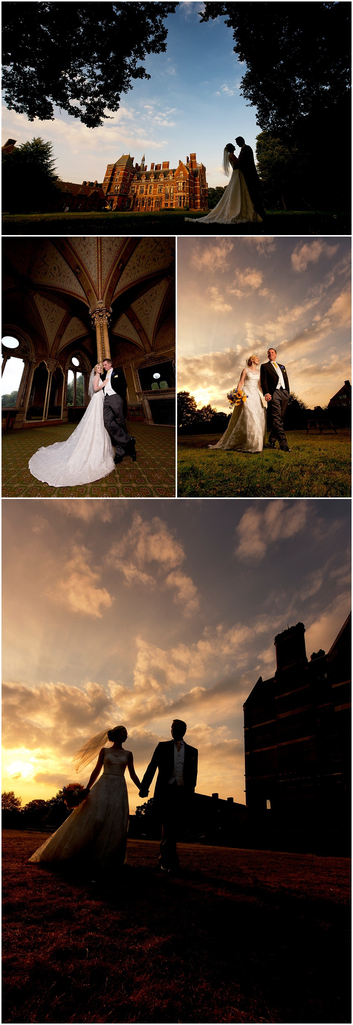 Best Kelham Hall Wedding Photography