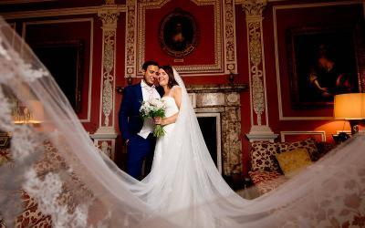 Thrumpton Hall Wedding Photography | Lorna & Andy
