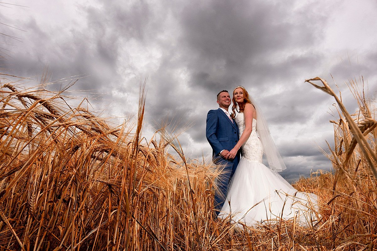 Wedding-Photographer-Nottingham-crop-field