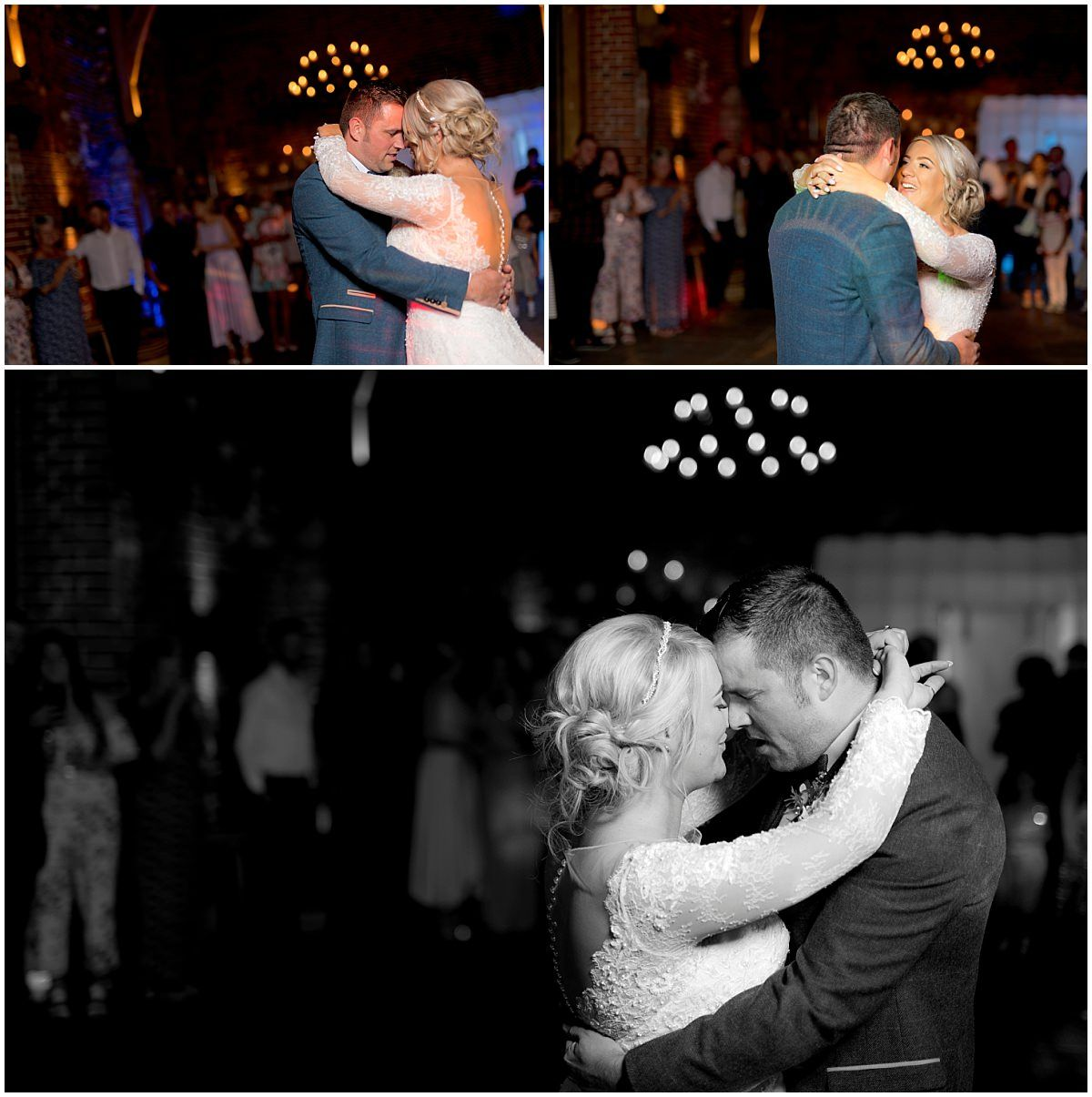 Hazel Gap Barn First dance
