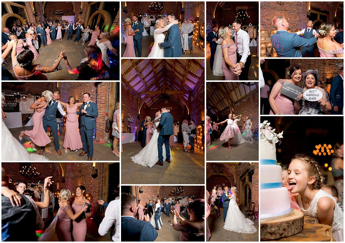 Hazel Gap Barn dancefloor