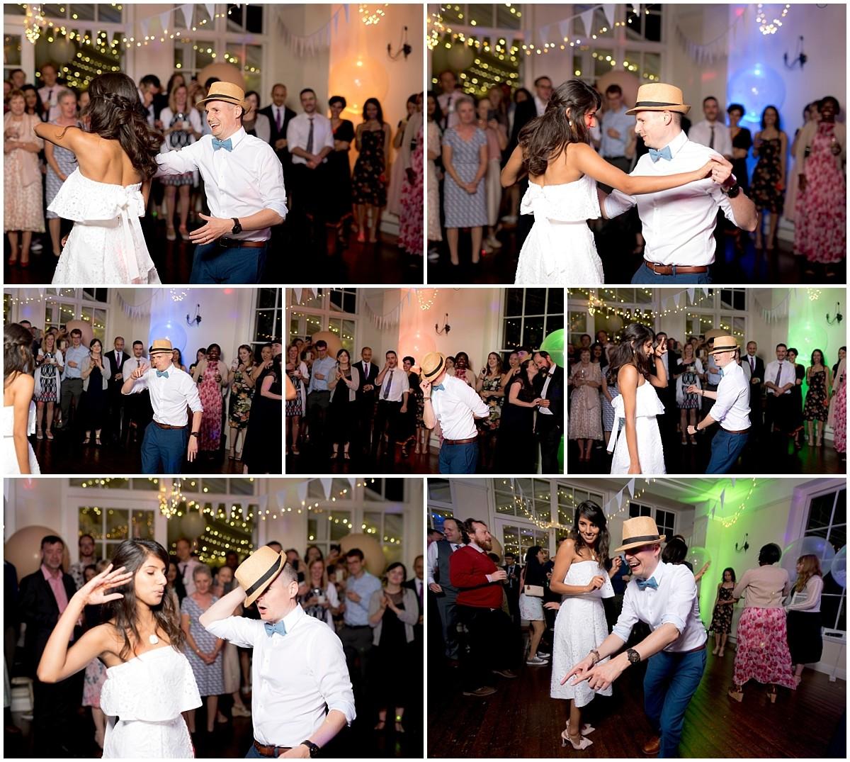 Dance floor shots