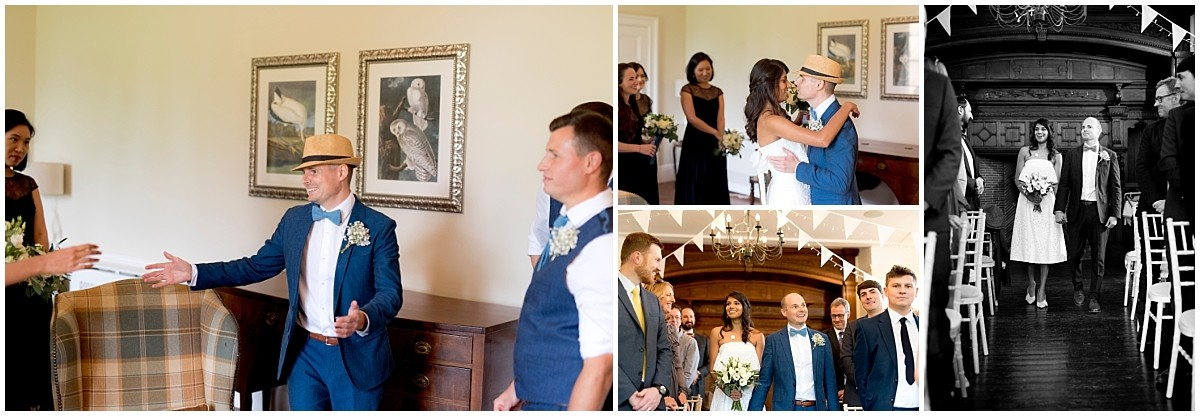 Yeldersley Hall Wedding candids